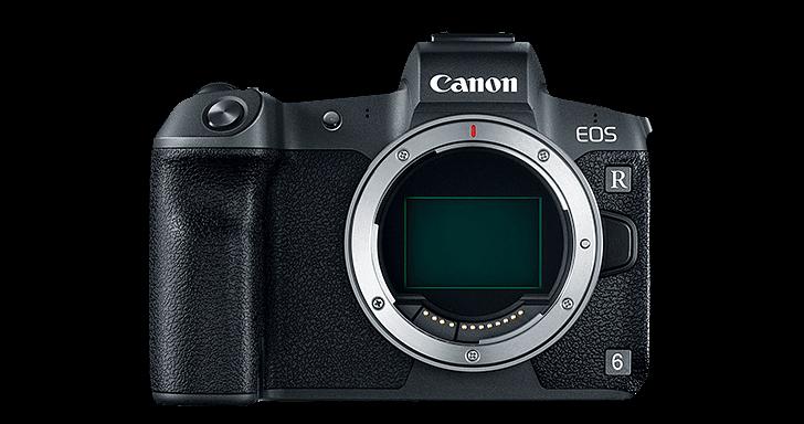 Canon EOS R6規格流出,預料將承襲EOS 6D2定位並搭載機身防震功能