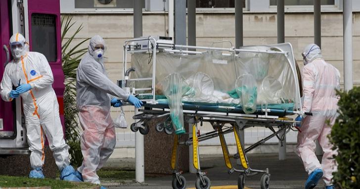 義大利武漢肺炎疫情嚴重,死亡人數3405人已超越中國官方數字