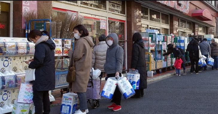 一向守法有禮的日本人也偷起了公廁的衛生紙,快把店家逼瘋了