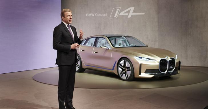 路線明確!2025 年前 BMW 將為電動車技術投資 300 億歐元