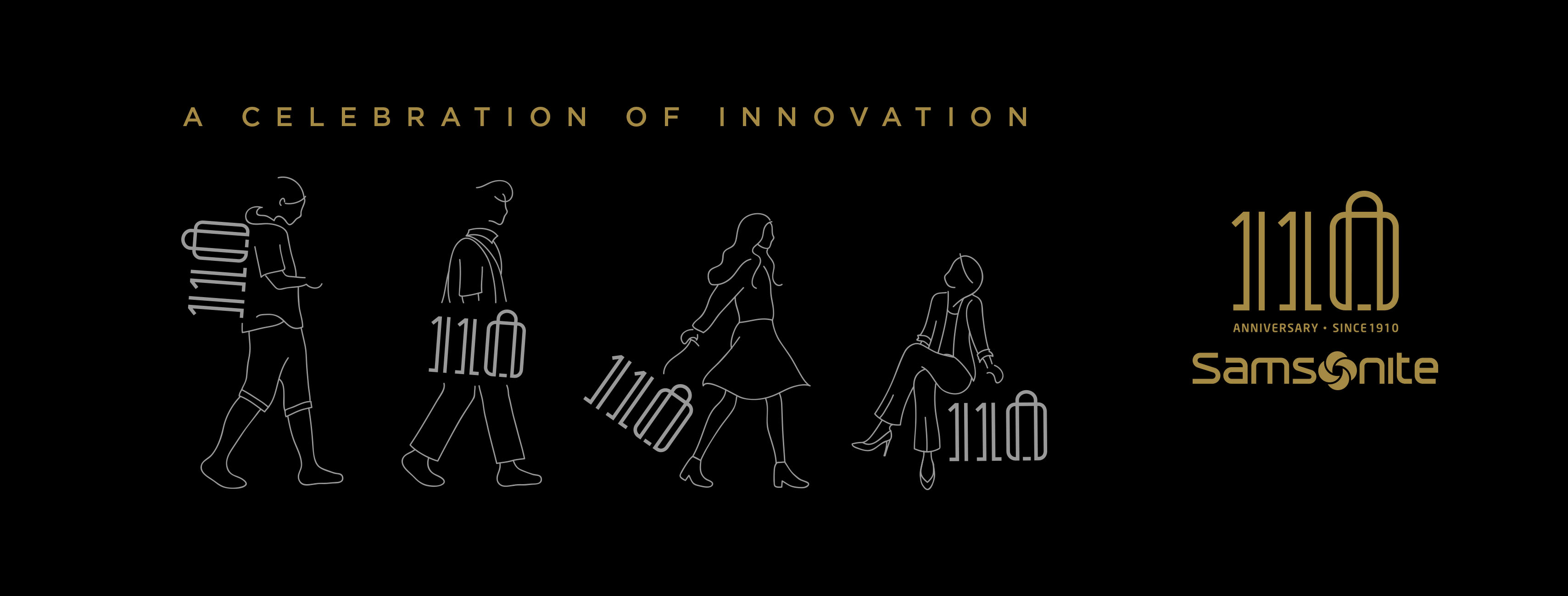 慶祝創立110周年,Samsonite發布全球策略「我們的責任旅程」