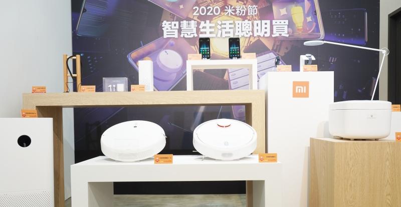 小米米粉節搶好康攻略,紅米 Note 7 特價 4999 元、空氣清淨機、掃拖機器人、檯燈、耳機也有優惠