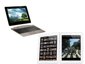 Transformer Prime 和 iPad 2 你選哪一個?