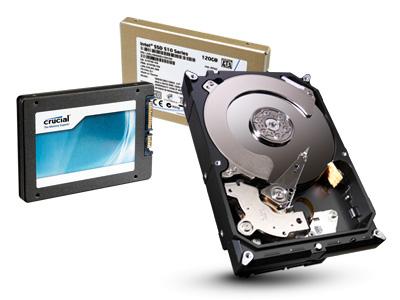 硬碟價格漲一倍,買 SSD 固態硬碟的選擇建議