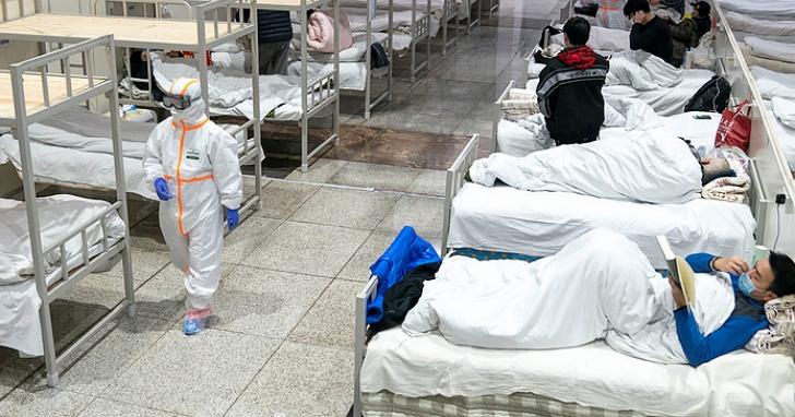 了不起的成就?中國首次公布國內無症狀確診人數1367例、佔總感染數2%不到,遠低於全球平均30%