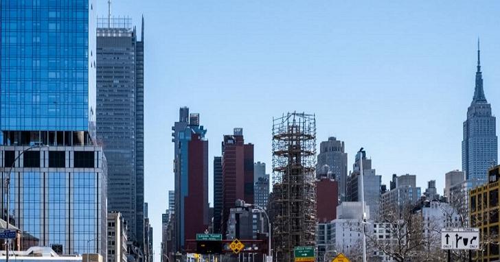 新冠病毒死亡激增,紐約正在與時間賽跑
