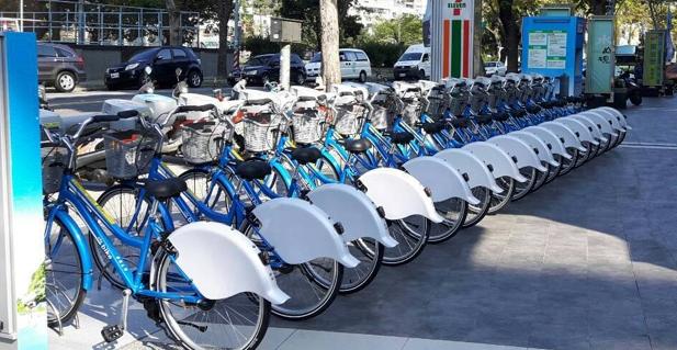 經營11年的高雄 City bike告終,將改由 YouBike 進駐取代