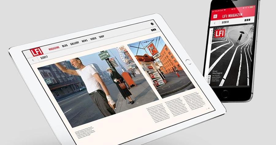 在家防疫培養攝影美感,徠卡 LFI 雜誌開放三期免費閱讀