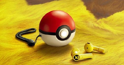 超想要!RAZER 聯手寶可夢在中國推出寶貝球皮卡丘真無線藍牙耳機