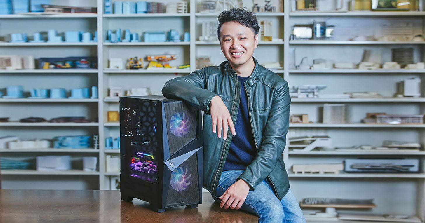 專訪潘冀聯合建築師事務所設計副總監曾彥智,一探新科技如何為建築設計產業帶來新風貌