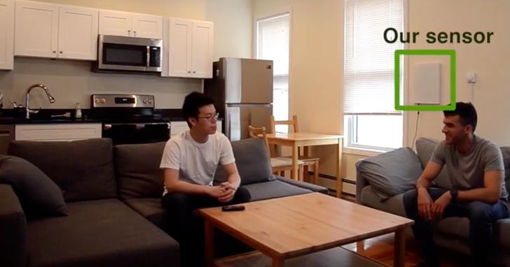 MIT開發的無線盒子可在家中檢測到COVID-19患者的動作及呼吸