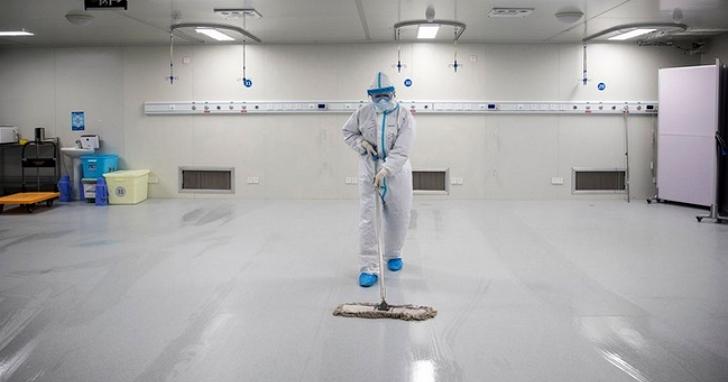 川普確認的確有「消息人士」透露新冠病毒來自於武漢病毒實驗室外流,表示正在調查各種可能性