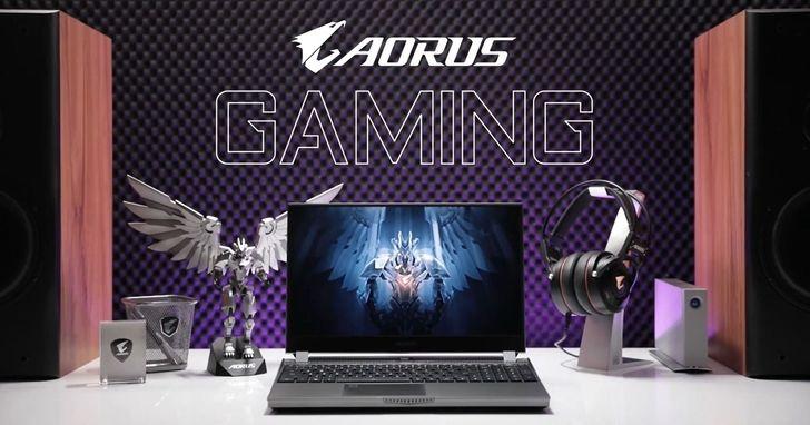 技嘉AORUS 15G登場:搭載Intel第10代處理器、世界最輕機械式鍵盤筆電