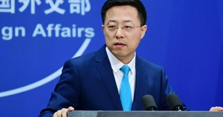 美國表示中國可能進行在新疆進行核試爆,趙立堅怒斥:捕風捉影、子虛烏有