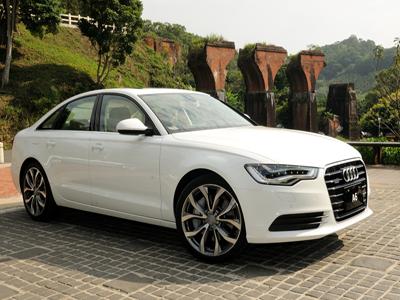 Audi A6 3.0 TFSI quattro:極致的造車工藝典範