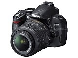 Nikon 新低價 DSLR D3000 諜照流出!體積更小巧