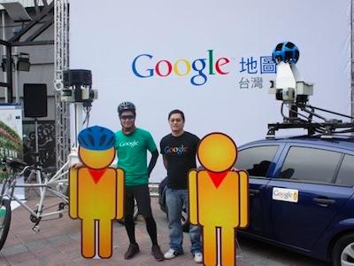 Google 街景車再度出發,重新拍攝台灣街景