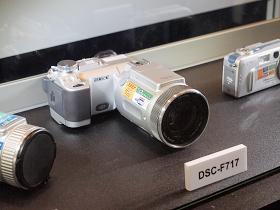Sony 數位相機 16 年特展,重要產品出列,你用過那些?