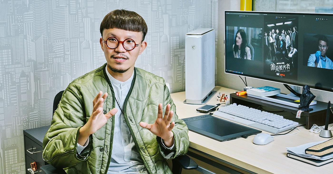 本月T人物│專訪電影《返校》的特效幕後推手:再現影像總監郭憲聰,後製技術與硬體需求完全解密!