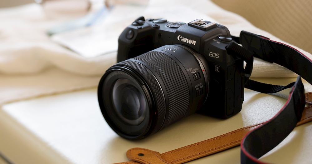 平價 EOS R 全幅鏡開賣!Canon 推出全新 RF 24-105mm F4-7.1 IS STM 鏡頭