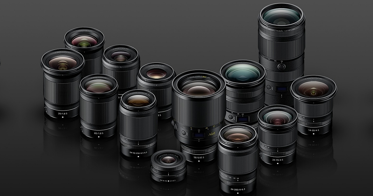 NIKKOR Z 鏡頭選購攻略!10 顆全片幅 Z Mount 鏡頭特色與實拍總整理