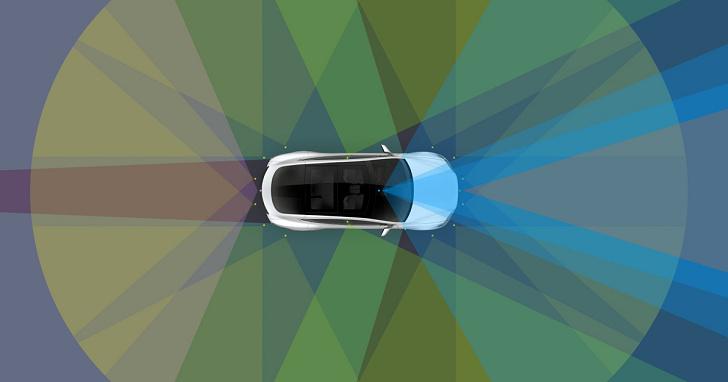 特斯拉自動駕駛重要更新,車輛將能識別「路口紅綠燈」與「停車標誌」