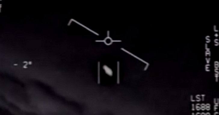 UFO畫面是真的!美國軍方正式公開三段「無法解釋的空中現象」影片讓大眾下載