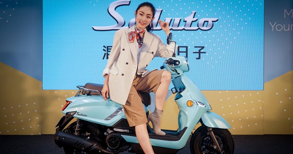 SUZUKI 台鈴九月eReady 電動機車上市,換電聯盟第五位伙伴登場