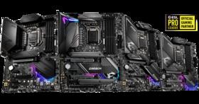 MSI 發表 Intel 400 系列主機板,MEG、MPG、MAG 以及 PRO 四大系列特色搶先看