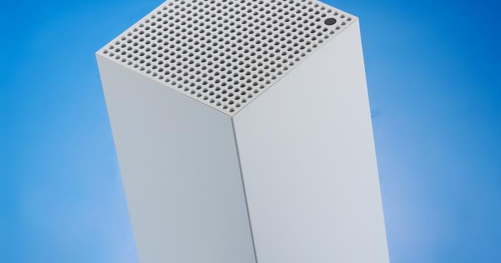 Linksys Velop MX5300 三頻無線 Mesh 路由器開箱評測:內藏 13 根高增益天線
