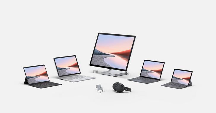 Surface Pro X 在台上市!Surface Family新裝置與配件齊發布