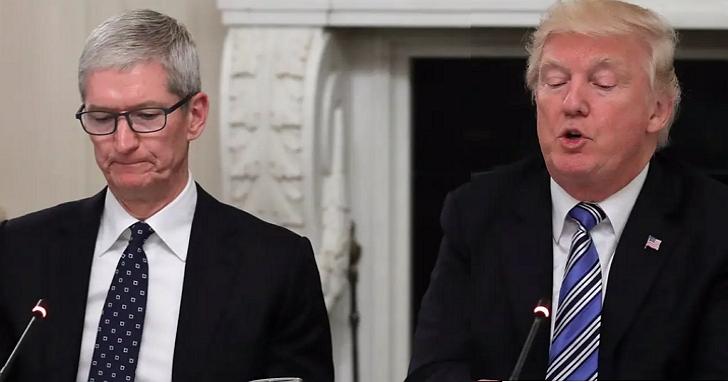 美國封殺華為「斷晶」危機升級,中國可能找蘋果出氣