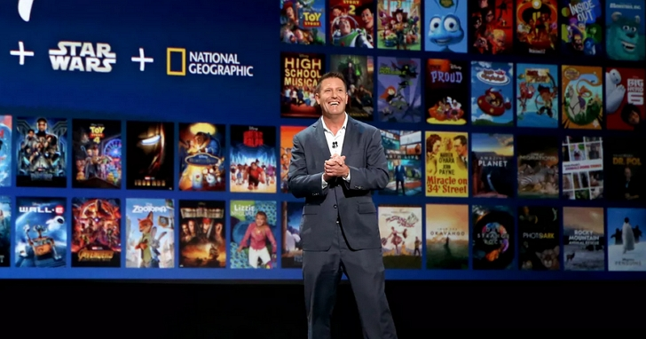 Disney+上線不到一年正夯,主管Kevin Mayer卻突然宣布跑去抖音當CEO