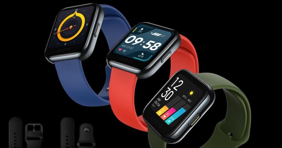 這不是 Apple Watch!這是 realme 即將發表的 realme Watch