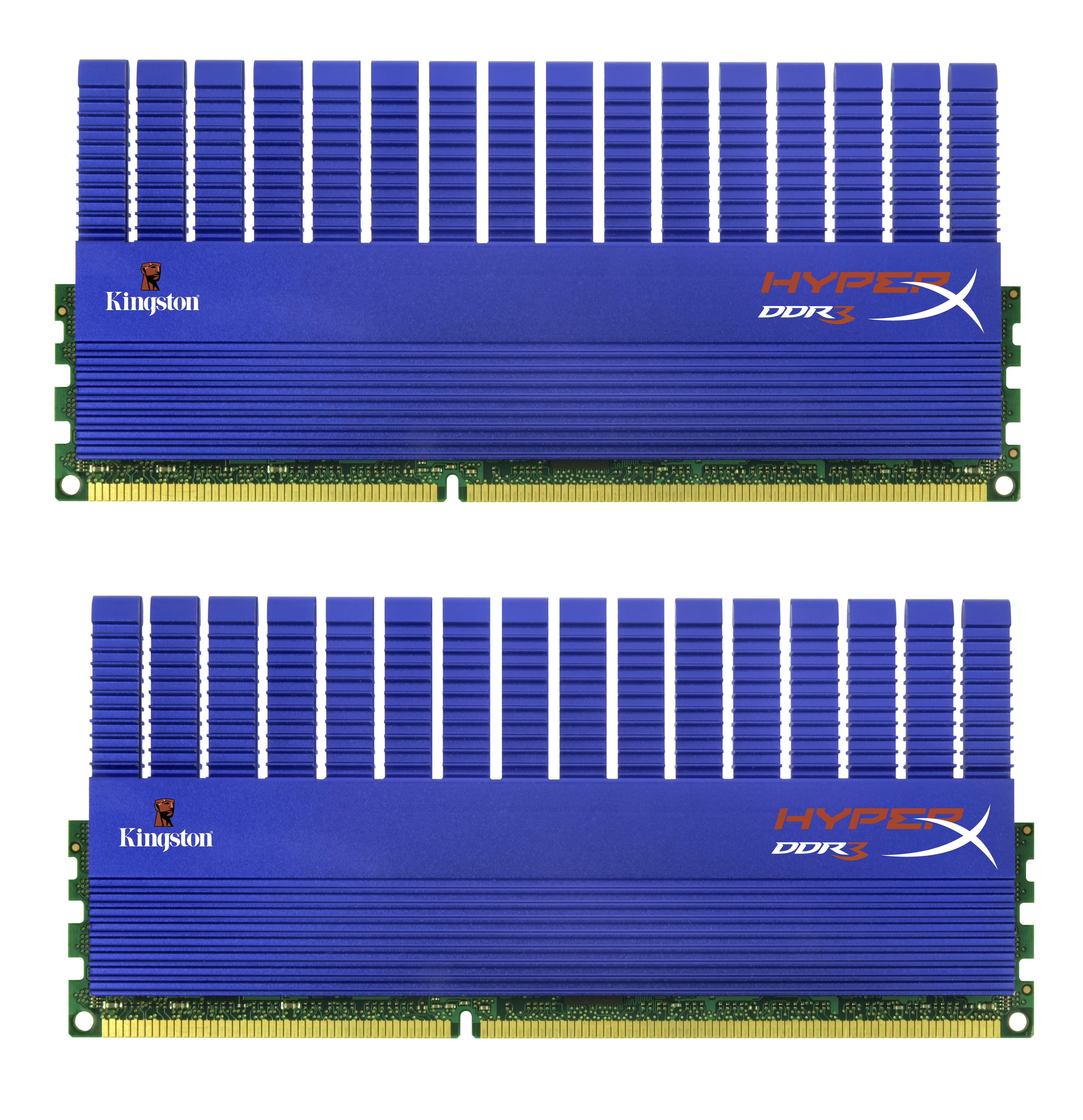 Kingston HyperX 於超頻活動中締造記憶體時脈最高紀錄