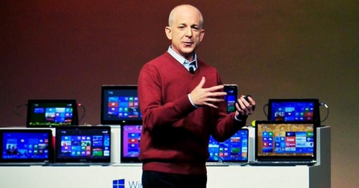 他開發出Windows 8被罵翻只好黯然離開微軟,現在秀出他的2020年新PC:iPad Pro