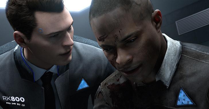 獨佔解封!《底特律:變人》、《暴雨殺機》等作 6/18 起在 Steam 公開銷售