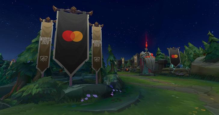 信用卡進駐召喚峽谷,《英雄聯盟》官方賽事將開放遊戲內廣告