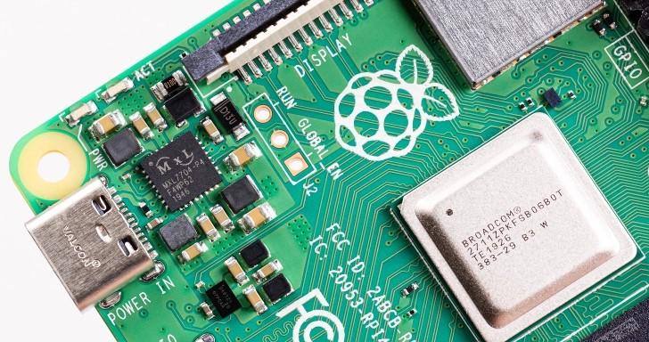 新版Raspberry Pi 4開賣,升級8GB價格美金75元