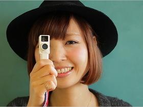Bee 八厘米玩具攝影機,數位格式、拍出影片很有氣氛
