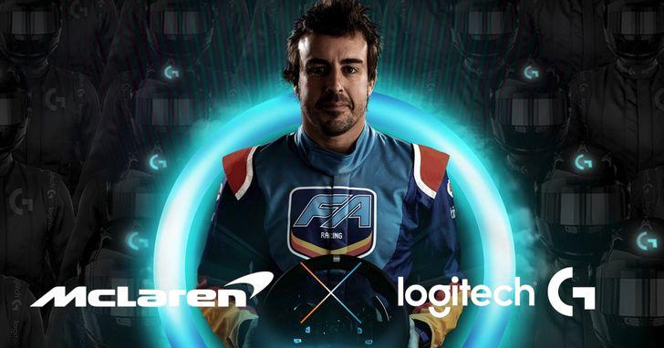 Logitech G攜手McLaren展開G Challenge 2020,激烈戰火即將點燃