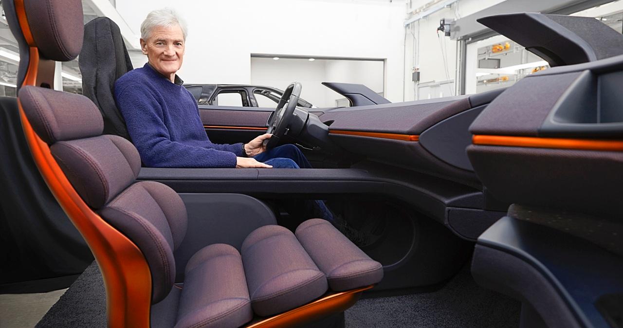 Dyson公佈更多電動車細節,這款豪擲5億英鎊的車款為何最終胎死腹中?
