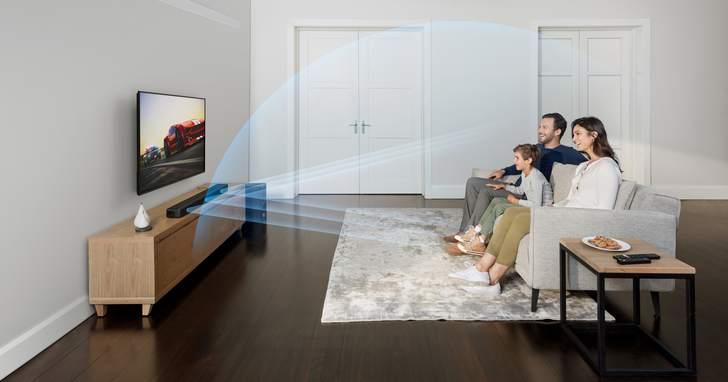Sony 推出 HT-G700 單件式家庭劇院音響,支援一鍵啟動 7.1.2 聲道環繞音效