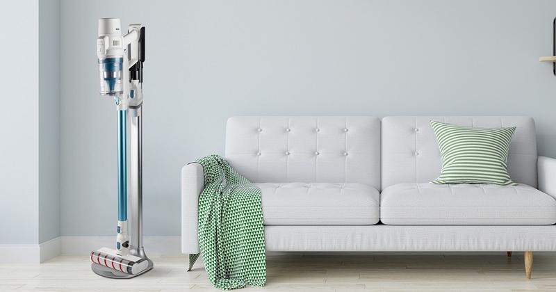日系無線吸塵器再添一款,Switle 在台推 V11 智慧吸塵器、可 UV 殺菌、更換電池
