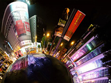 Fujifilm X10 開箱初體驗,挑戰夜間街拍與錄影