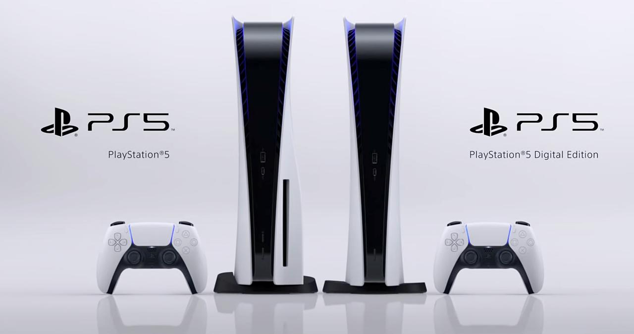 PS5 外觀、周邊正式發表,售價可能比PS4貴一倍!將推PS5標準版與數位版雙版本