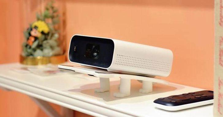 天貓精靈推出智慧投影機「小白盒」 ,直播一晚熱賣逾5000台