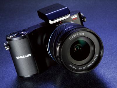 Samsung NX200 評測:2000萬畫素的可交換鏡頭相機