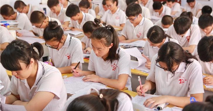 中國女子落榜多年後再考大學圓夢,才發現12年前「另一個自己」已大學畢業