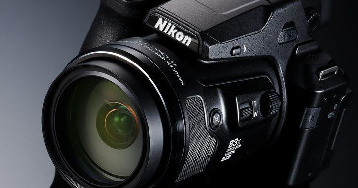 Nikon P950 擁有83倍變焦超望遠鏡頭,賞月觀鳥都行的隨身大砲王